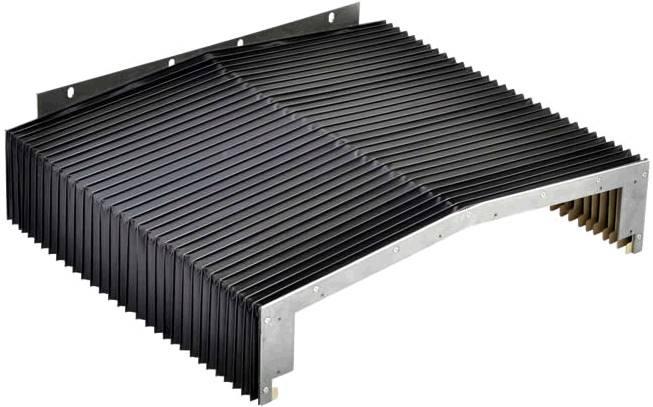 供应林兴机械配件经久耐用的风琴防护罩-激光切割机光路防护罩