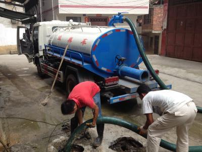 可信赖的新疆化粪池清理推荐,乌鲁木齐化粪池清理方案