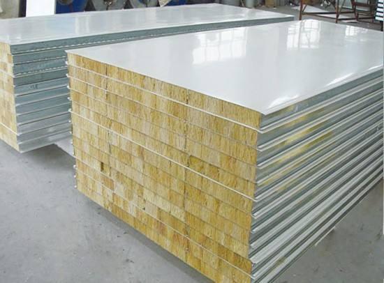 长治岩棉复合板厂家批发,长治三丰钢结构提供长治地区有品质的长治岩棉复合板