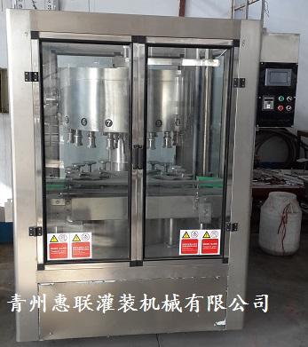 不锈钢黄酒包装机米酒包装机白酒自动化包装设备