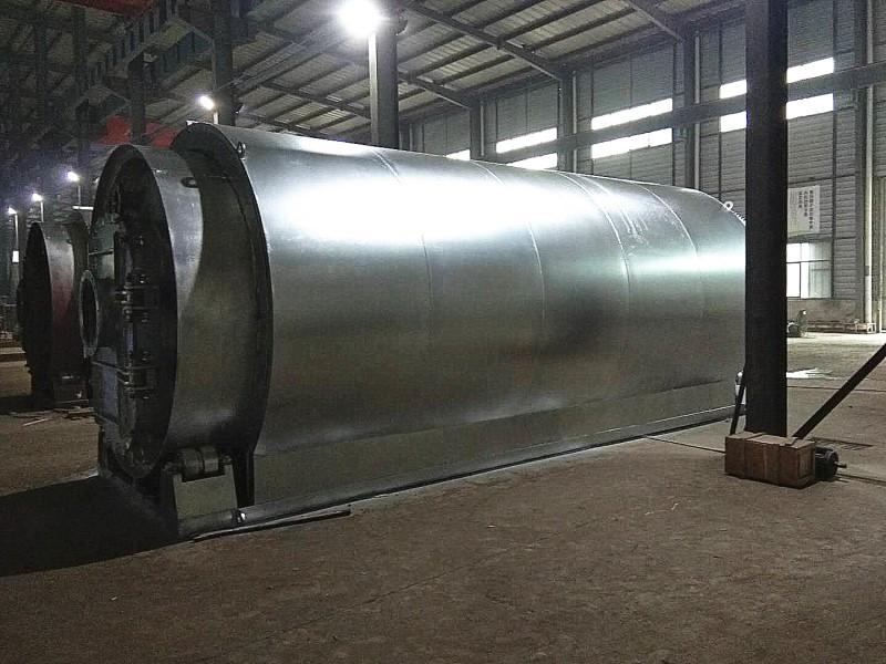 废机油蒸馏设备|商丘专业的环保炼油设备