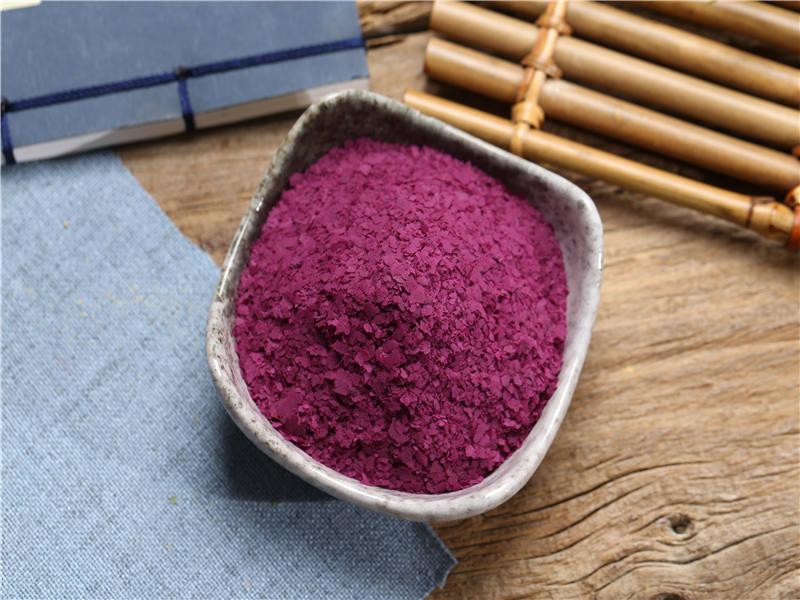 聊城口碑好的山东紫薯粉供货厂家 出售紫薯粉