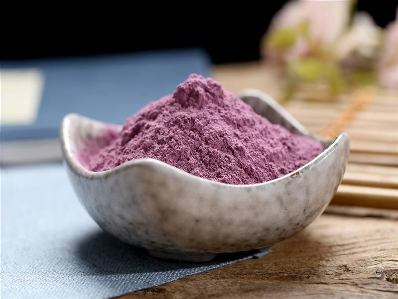 厂家供应山东紫薯粉|优惠的山东紫薯粉哪里有卖