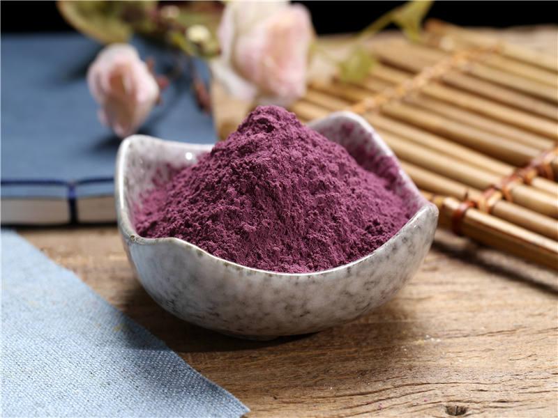 安徽长期供应紫薯熟粉