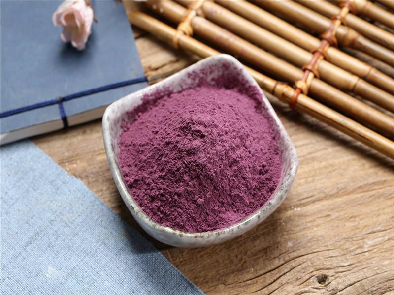 出售山东紫薯粉_信誉好的山东紫薯粉供应商_乐农食品