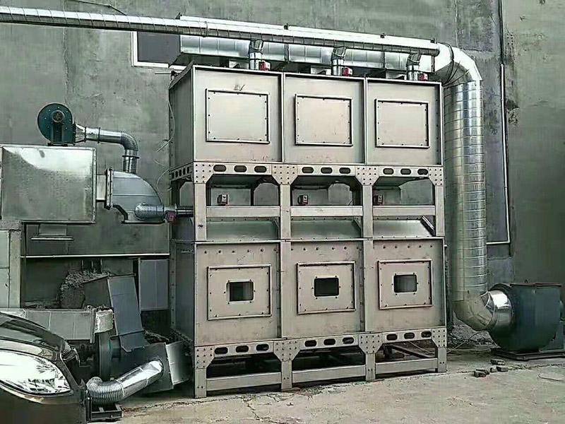 滨州催化燃烧处理设备生产厂家,想买催化燃烧处理设备上鼎日有环保