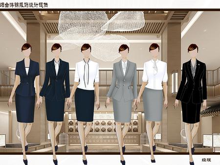 【沣锦服饰】烟台工作服_烟台制服定制_样式新颖多样、质量保障