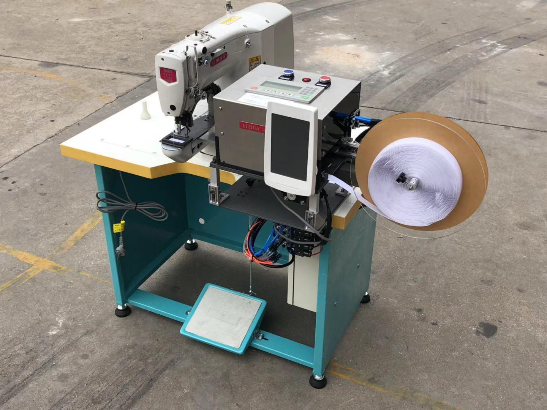 滑轮护具魔术贴机供应厂家-大量供应品质可靠的滑轮护具魔术贴机