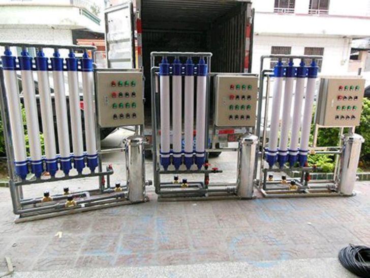 广东超滤中水回用设备推荐水视界环保专业的超滤水处理专家