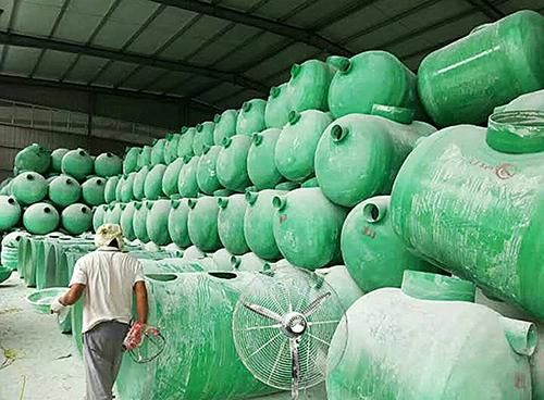 阜新玻璃钢化粪池-专业的玻璃钢化粪池供应商