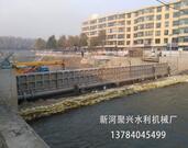 河北景观钢坝门厂家直销