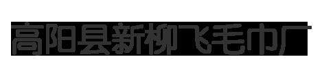 高阳县新柳飞毛巾厂