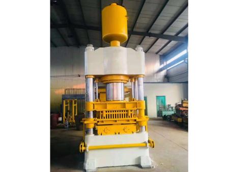 重庆静压砖机供应-华闰天元机械供应价位合理的静压机