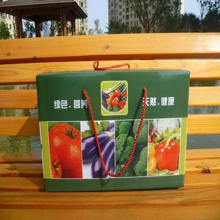 蔬菜包装礼品式配送