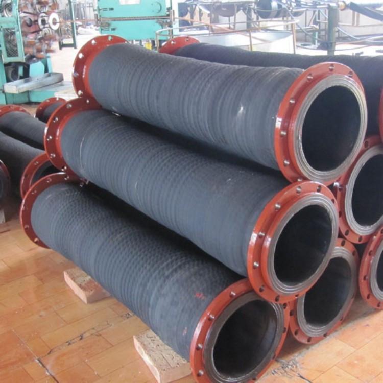 加工大口径钢丝胶管-精良的大口径钢丝胶管就在惠兴橡塑制品