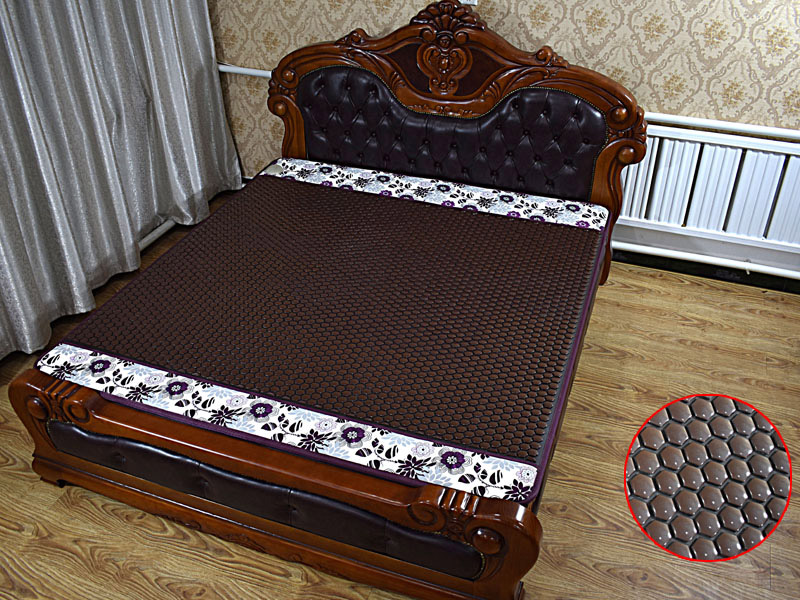 鞍山托玛琳床垫-价格公道的托玛琳床垫就在龙达玉石床垫
