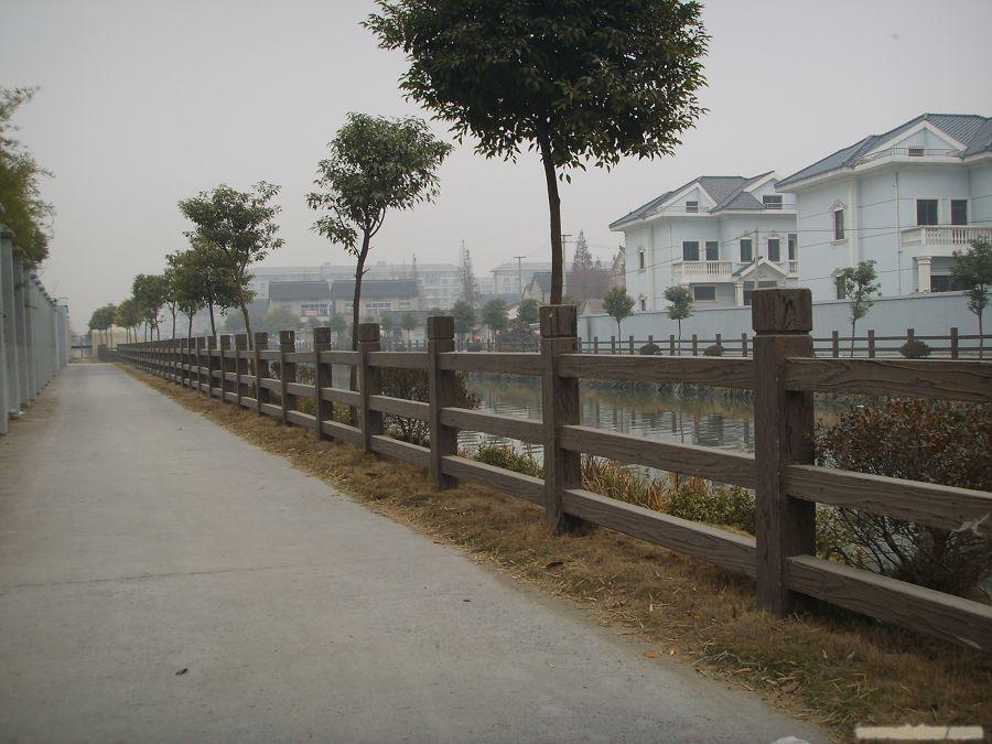 汉中仿木栏杆