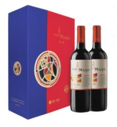 无锡亨利伯爵国际贸易优质梦坡家园双支礼盒干红供应商