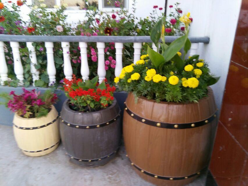 渭滨仿木花箱每家好|绝妙的宝鸡仿木花箱供给商当属毅力景观
