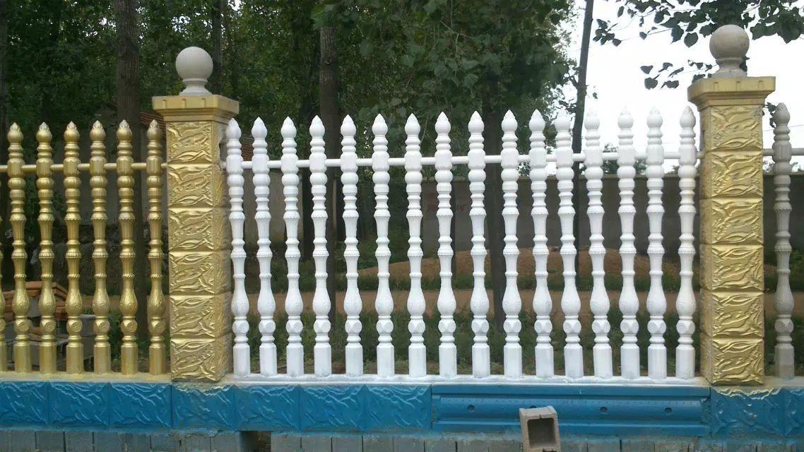 泾阳水泥楼梯栏杆_在哪能买到专业的咸阳艺术水泥围栏呢