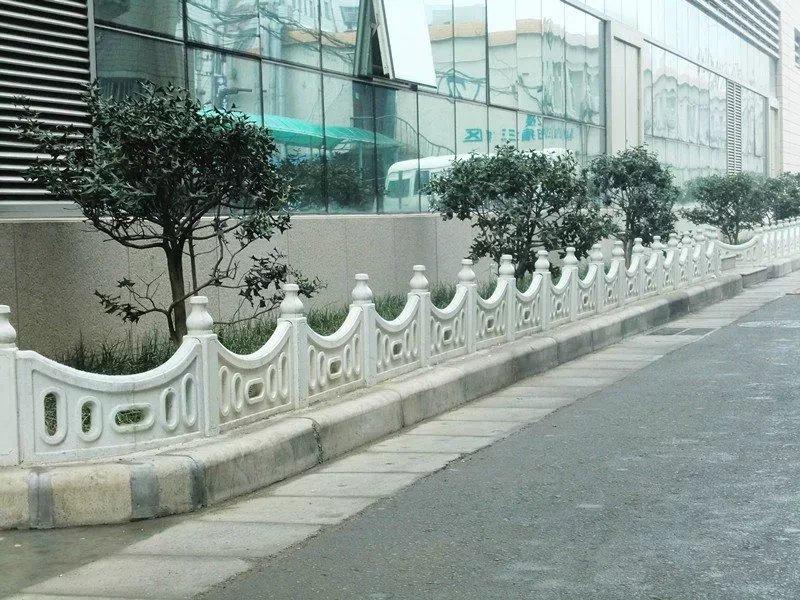 咸阳草坪护栏