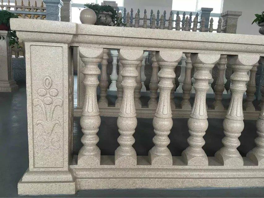 定邊水泥藝術圍欄|榆林優質的榆林水泥廊柱