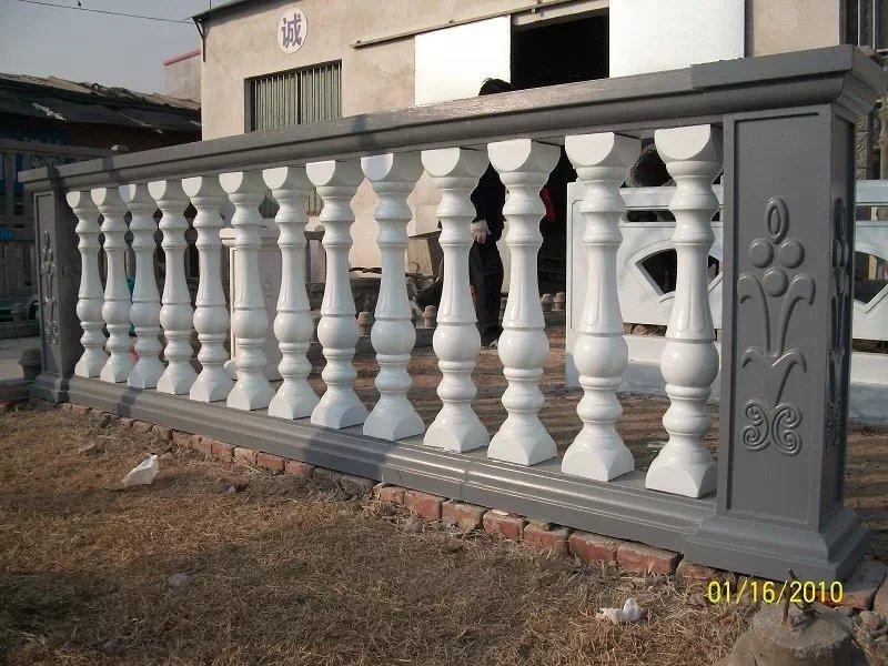 定边水泥艺术围栏|买好用的榆林水泥廊柱优选毅力