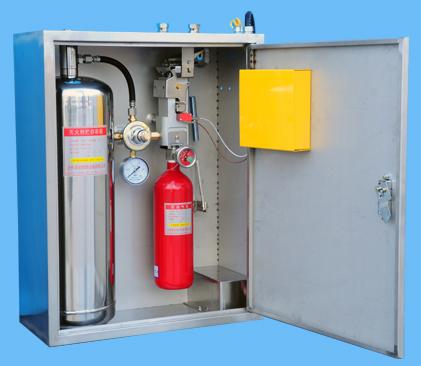 廚房自動滅火裝置日常維護