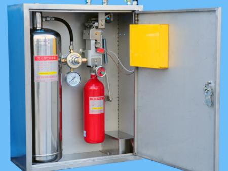 厨房自动灭火设备厂家浅析据统计厨房80%起火源于炉火烹调因素
