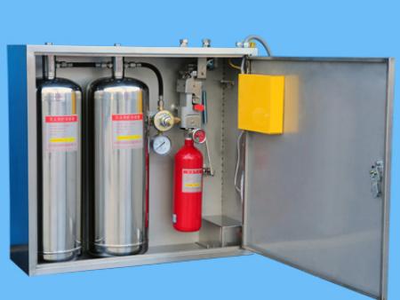 厨房自动灭火设备外观安装要求