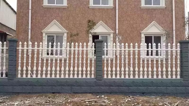 凤翔厂区围栏价格-优惠的宝鸡艺术水泥围栏毅力景观供应