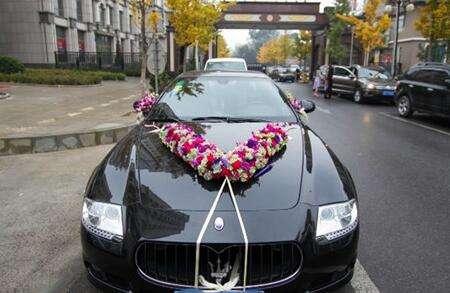 重庆婚车租赁费用-婚车出租哪家好