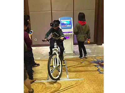 泰州VR价格-协诚游乐3D自行车-放心可靠
