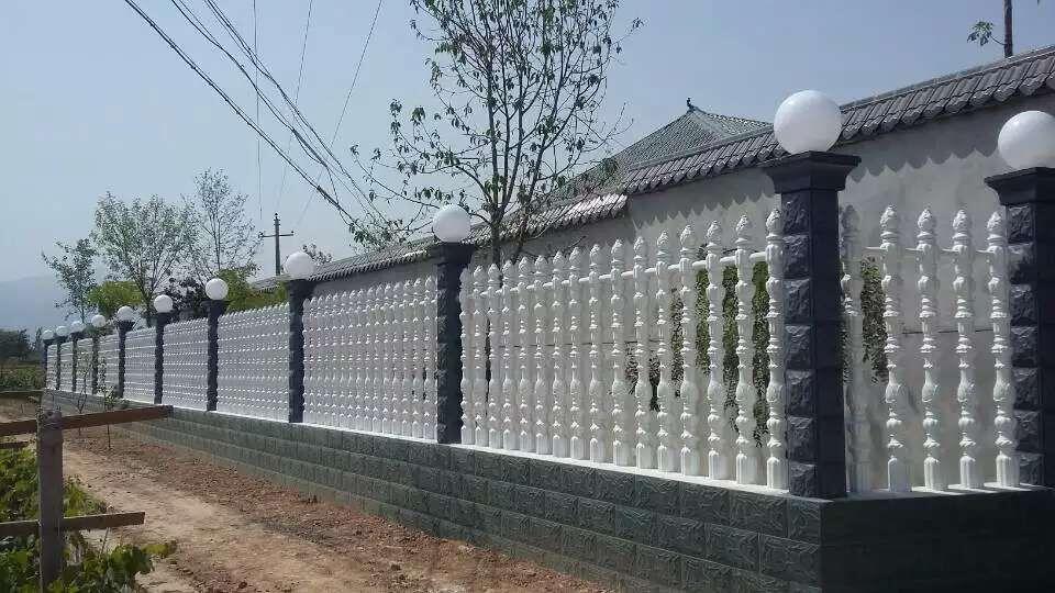 漢中藝術水泥圍欄