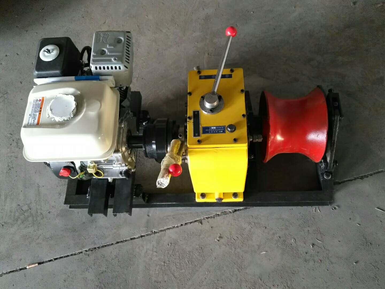 霸州双利——专业的机动绞磨提供商 广西手扶拖拉机绞磨厂家价格