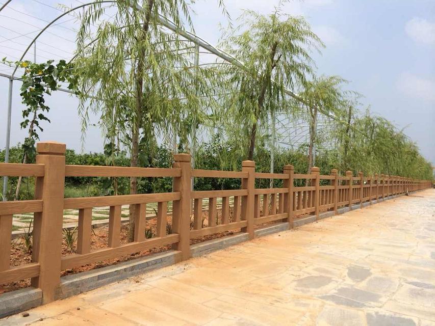 西安仿木栏杆