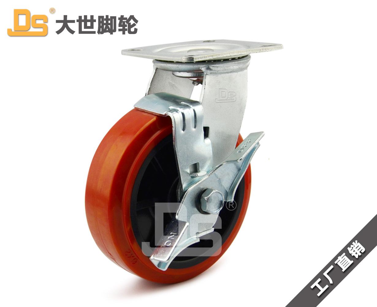 塑料芯pvc脚轮-塑料芯pvc脚轮厂家-塑料芯pvc脚轮价格