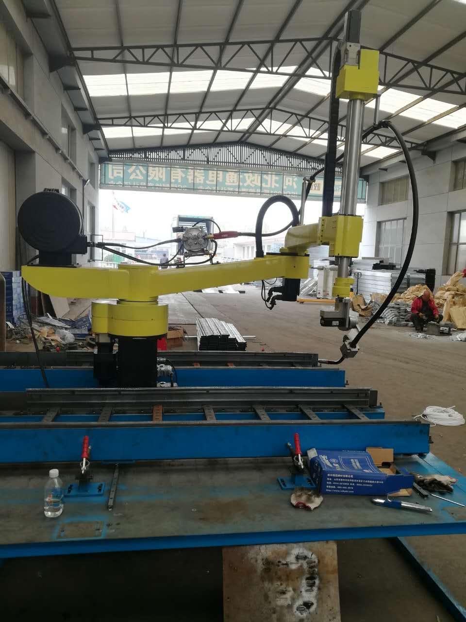 弧焊机器人报价-霸州子阳机器人性价比高的自动焊接机械手机器人出售