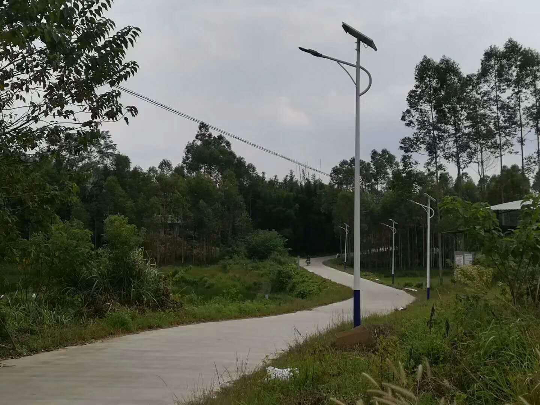 如何选购优良太阳能路灯-来宾户外LED路灯