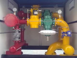选购质量好的RX-A型调压柜调压箱当选福瑞达燃气调压器 台湾RTZ-31(21)|A系列直接作用式