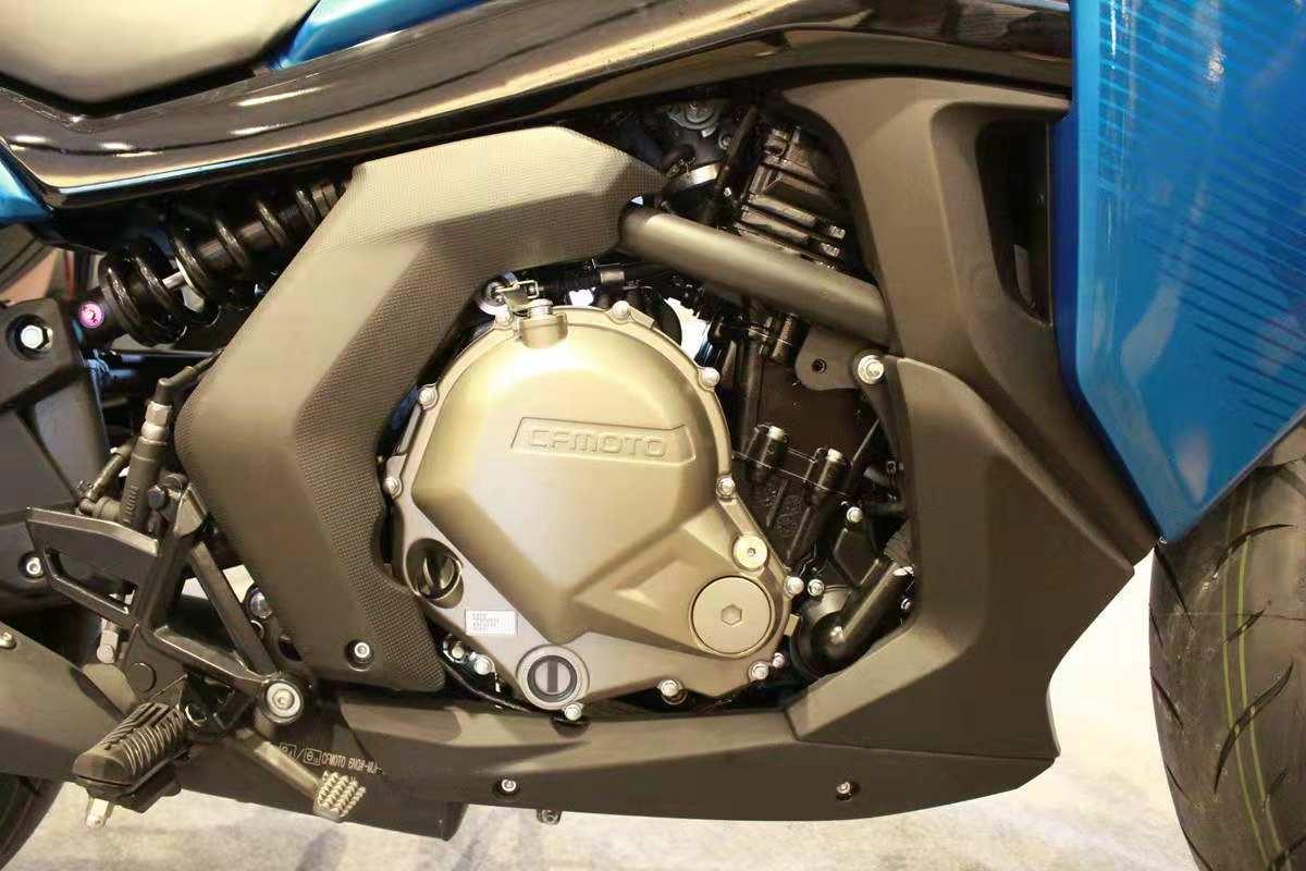 国川|福建性价比高的春风动力摩托车400GT