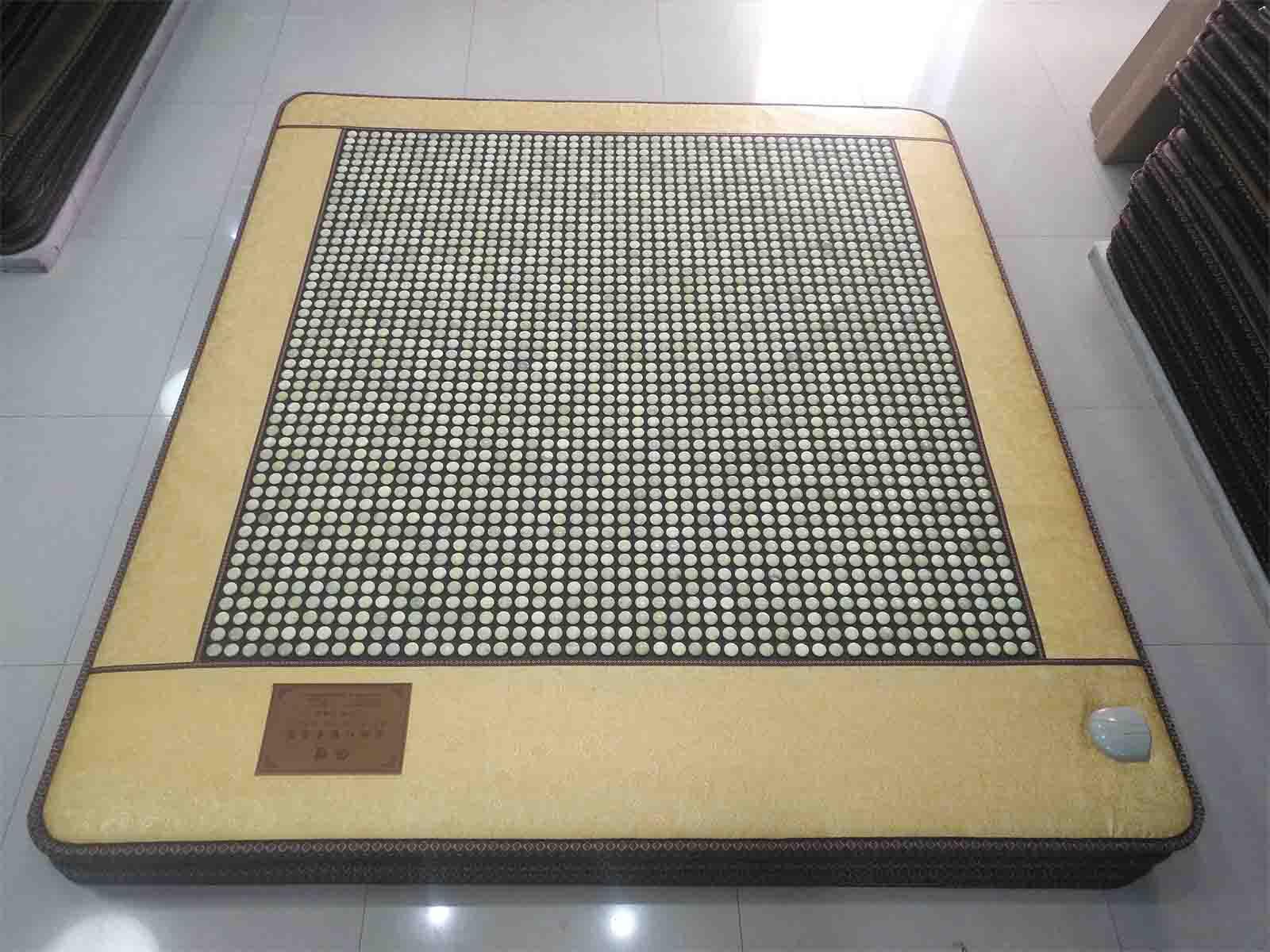 玉石加热床垫供应-大量供应出售高品质玉石加热床垫
