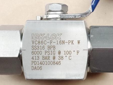 韩国DK-LOK球阀代理商-西安凯美枫机电质量好的泰勒安全阀出售