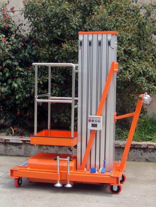 黑龙江铝合金升降机-供应山东厂家直销的山东铝合金升降机