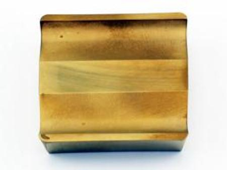 新疆加工叶片铣刀品牌——铭欧精密机械供应高质量的成都工研所电力刀片