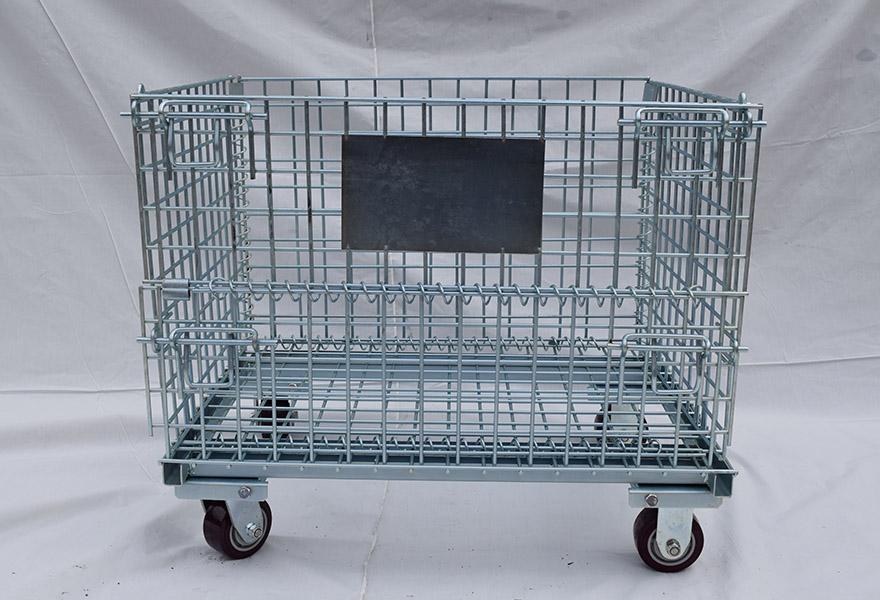 周转筐价格-买高质量的仓储笼当然是到阳帆筛网了