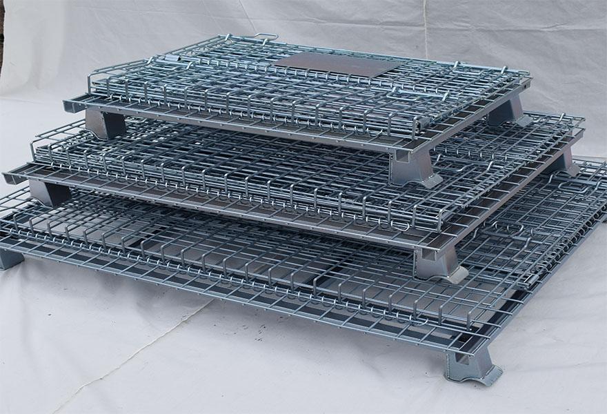 优质的仓储笼无锡哪里有售-江苏折叠仓储笼
