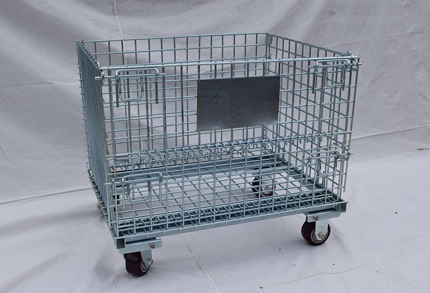 上海折叠仓储笼价格-无锡优惠的仓储笼推荐