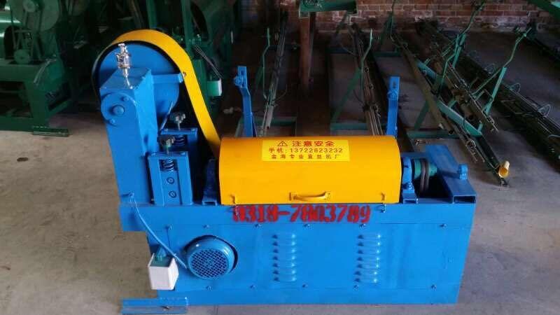 河北镀锌铁丝调直机厂家、价格-安平金海机械厂