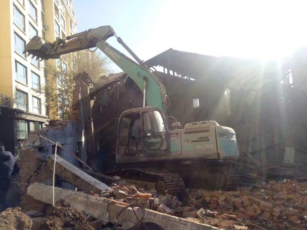 想要有保障的房屋拆除就找沈阳永兴房屋拆除工程-哈尔滨寻求室内拆除
